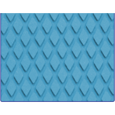Treadmaster Sheets Diamond Pattern Blue